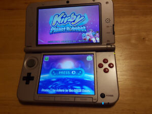 NES Nintendo 3DS XL with lots of Mario, Pokemon games & more