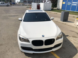 2011 BMW 750XI! MUST SELL WILL CONSIDER ALL REASONABLE OFFERS
