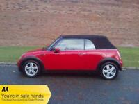 2008 MINI Mini COOPER CONVERTIBLE Petrol Manual