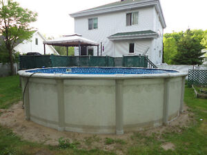 Professional above ground Pool dismantle Service