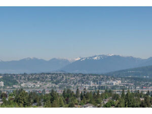 2 bed 2 bath with 240 degree view available now