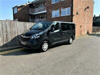 2014 Vauxhall Vivaro 1.6 CDTi 2900 L1 H1 EU5 (9 Seat) NO VAT + MINIBUS + SAT