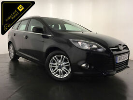 2013 FORD FOCUS TITANIUM TDCI ESTATE 1 OWNER SERVICE HISTORY FINANCE PX WELCOME