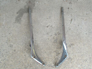 Triumph TR2 TR3 Windshield Stanchion Support Cambridge Kitchener Area image 1