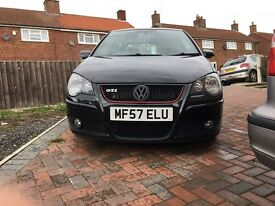 2007 Volkswagen Polo GTI 1.8T 20V modified lowered