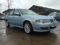 AUTOMATIC Rover 45 1.8 CVT Club SE