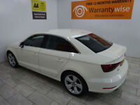 White Audi A3 1.6TD Sport ***FROM £217 PER MONTH***