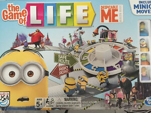 Game of Life (Despicable me- Minion version)