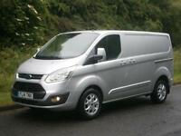 2014(14) FORD TRANSIT CUSTOM LIMITED 270 125, TOP SPEC, SILVER, FINANCE??