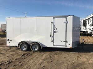 2017 Stealth Trailers 7x14