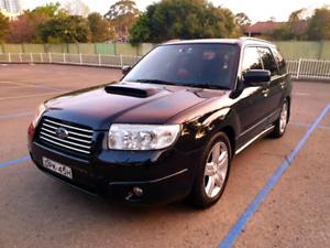 Subaru Forester XT SG