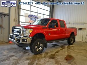 2012 Ford F-350 Super Duty Lariat