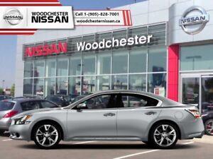 2012 Nissan Maxima SV  - $117.26 B/W