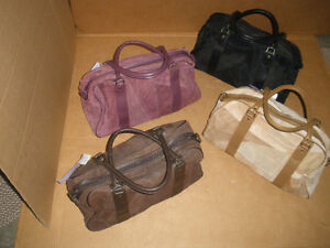 Four Vintage Leather Bags London Ontario image 4