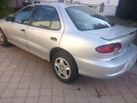 2000 Chevy cavalier for sale