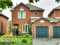 3 Bedrooms + walk out basement. Close to McMaster, Dundas