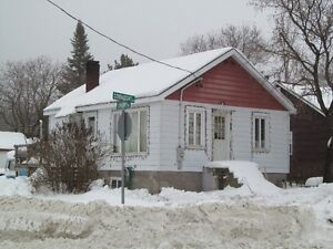 82 Connaught St.- 3 bedroom bungalow with single car garage.