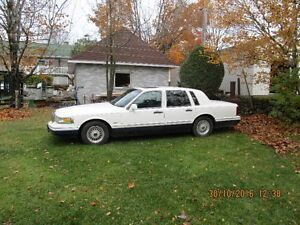 1995 Lincoln Town Car Berline