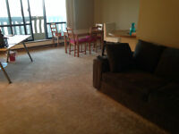 1 bdrm at Windsor Park Plaza available immediately until Aug 31