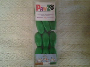 PAWS protection rubber waterproof boots