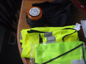 Construction Safety Gear All for $25.00