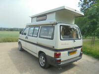 Volkswagen TRANSPORTER T4 2.4 DIESEL AUTOSLEEPER TROOPER ELEVATING ROOF