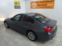 Grey BMW 3 Series 320d Efficient Dynamics Business ***FROM £260 PER MONTH***