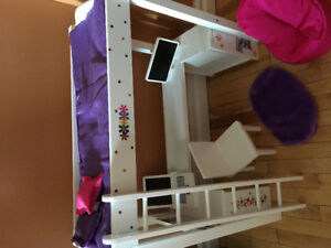 Doll bed (American girl size)
