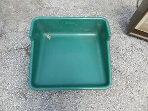 Planting tray