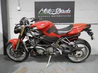 MV AGUSTA 750 BRUTALE' RED 2007 EXCELLENT CONDITION LOW MILEAGE !