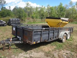2 Used Utility Trailers