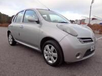 Nissan Micra 1.2 16v Activ 2006 64,000 miles