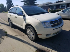 2008 Lincoln Mkx luxury Awd