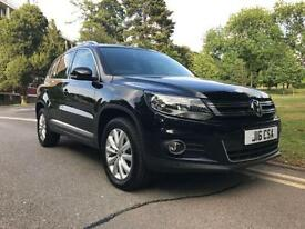 2014 Volkswagen Tiguan 2.0 TDi BlueMotion Tech Match 5dr DSG 5 door Estate