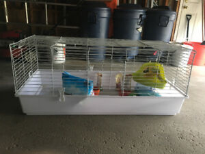 Large Animal Cage for Small Pets