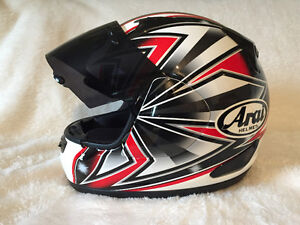 Arai Motorcycle Helmet Cambridge Kitchener Area image 2