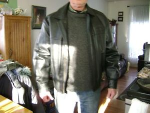 Brand new M/M  FORD High Grain Leather Jacket