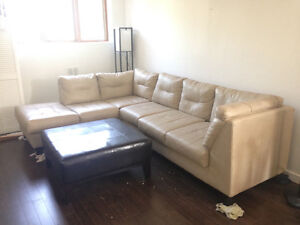 Sofa / Sectionnel / Sectional / pouff / ottoman