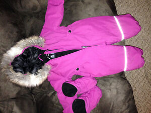 Brand New Snowsuit WITH Booties