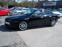 Alfa Romeo 159 Ti 16v JTDm 1.9. From £200 per month.