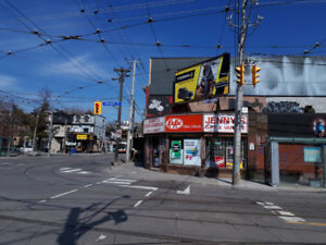 Convenience /Toronto Downtown/ $79K /Highly Visible Corner Store