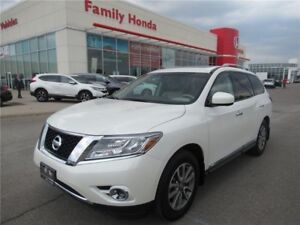 2015 Nissan Pathfinder SL, FULLY LOADED!! LOW KMS!
