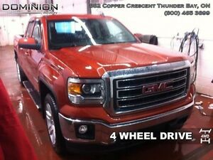 2015 GMC Sierra 1500 SLE   - Heated Seats - $240.41 B/W