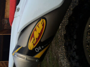 2011crf450r Williams Lake Cariboo Area image 3