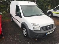 FORD TRANSIT CONNECT T230 HR VDPF, White, Manual, Diesel, 2012