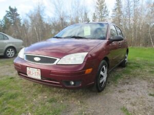 2007 Ford Focus SES Hatchback