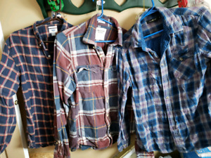Young man/teen clothing lot