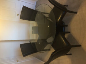 Kitchen, Dining Room table & chairs