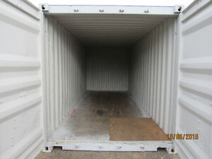 20' Used Repainted Sea/Cargo/Storage Container Kitchener / Waterloo Kitchener Area image 5