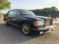1990 Rolls-Royce Silver Spur II WARRANTED ORIGINAL 6165 MILES STUNNING LHD
